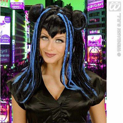 Heksenpruik Layla
