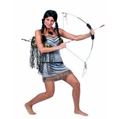 Indianenpruik voor meisje