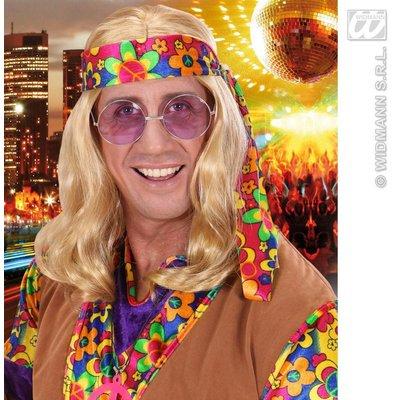 """Hippie-pruik """"Flower"""""""