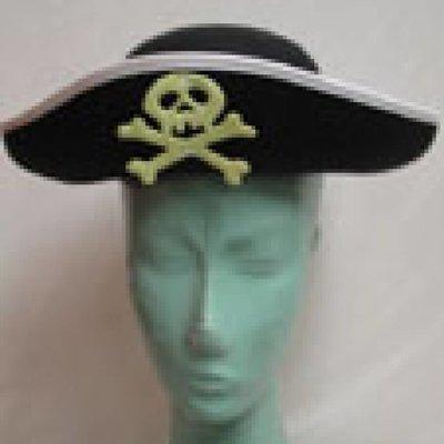 Goedkope piratenhoeden