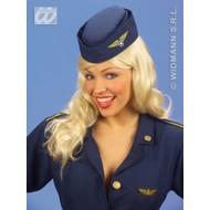 Party-accessoires: stewardessenhoedje