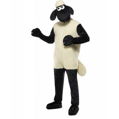 Shaun het zwarte schaap