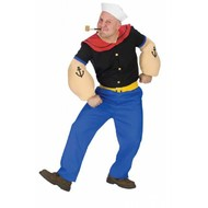 Feest-outfit: Popeye