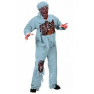 Griezelkleding: Doctor Zombie