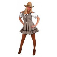 Vrijgezellenavond-outfit: Cowgirl Kelly