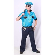 Feestkleding: Macho Police kostuum