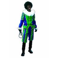 Sinterklaas: Zwarte Piet-kostuum compleet