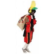 Sinterklaaskleding: Zwarte pietenpak