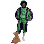 Sinterklaaskleding: Zwarte Piet