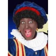 Zwarte Piet: Zwarte piet pruik