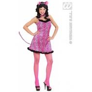 Sexy-outfit: Verleidelijk katje
