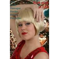 Carnaval- & feest accessoires: Karakter Pruik Page-kapsel