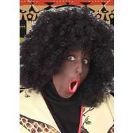 Carnaval- & feest accessoires: Afro pruik