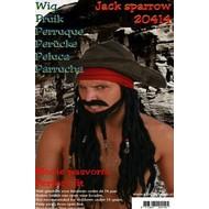 Carnaval- & feest accessoires: Piraten haarset