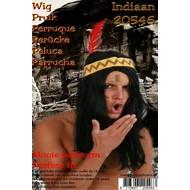 "Carnaval- & feest accessoires: Indianenpruik ""Snelle speer"""