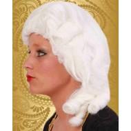 Carnaval- & feest accessoires: Pruik Mozart