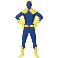 Bananaman second skin suit
