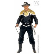 Carnavalskostuum Cowboyshirt de luxe