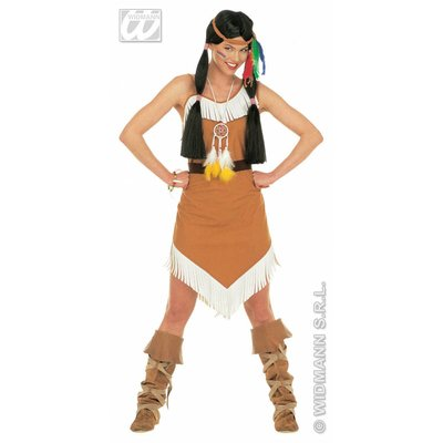 Sexy indiaanse jurk