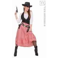 Feestkleding: Western Lady