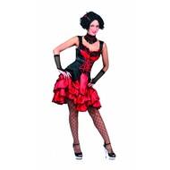 Westernkleding: Saloongirl Sally