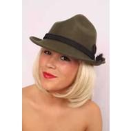 Party-accessoires: Tiroler hoedjes