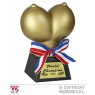 Award gouden borsten