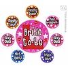 Buttons voor dames vrijgezellenfeest