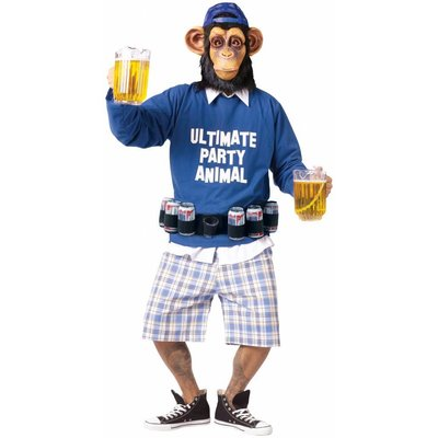 Apenpak voor vrijgezellenfeesten