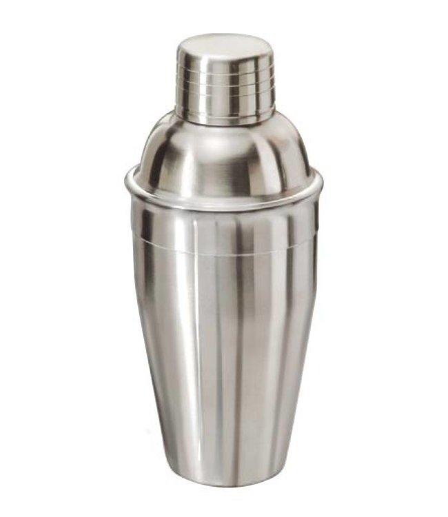 RVS Cocktail shaker 0,5 liter