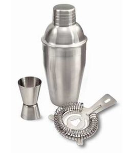 RVS Cocktailshaker set
