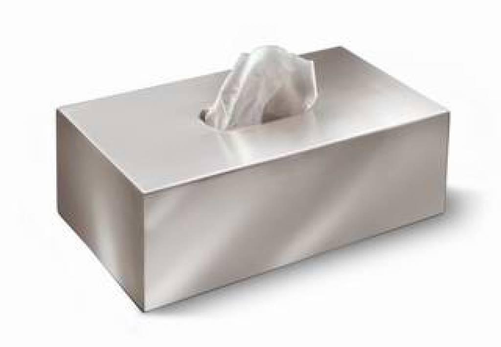 Rvs Kleenex Tissue Box Haakrvs