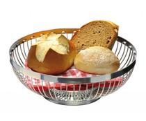 RVS Brood- en fruitmand 25 cm