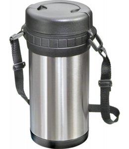 RVS Voedselcontainer met riem, 1.5l