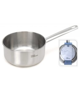 Steelpan Cool Cooking 16 cm