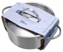 Pan Cool Cooking met deksel 20 cm