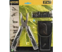 Multi toolset 27-in-1 delig met houder