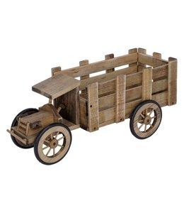 Tuindecoratie (vrachtwagen)