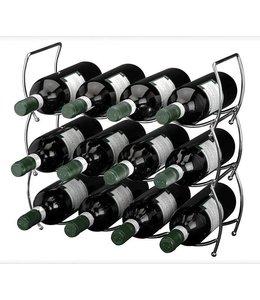 Wijnrek 3 delig