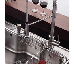Sento-Stainless RVS Zeepdispenser keuken