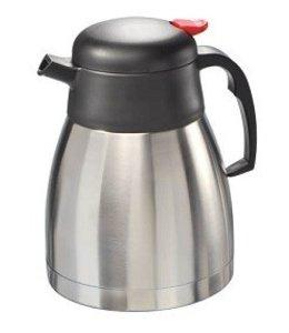 RVS Thermoskan 1,0 liter