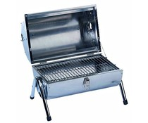BBQ collection Roestvrijstalen dubbele tafel-barbecue