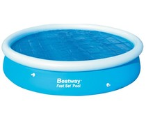 Bestway Zonnedekzeil voor zwembad 366cm