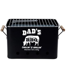 "BBQ Tafel-barbecue ""Dad's Cooking"""