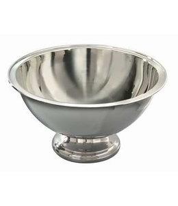 RVS Champagne Bowl, diameter 39,5 cm