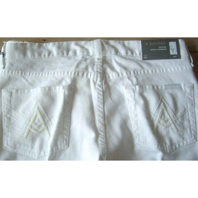 7 FOR ALL MANKIND A-POCKET ARW