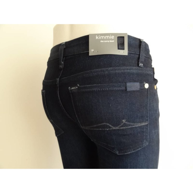 7 FOR ALL MANKIND BOOTCUT KIMMIE HONEY BLUES