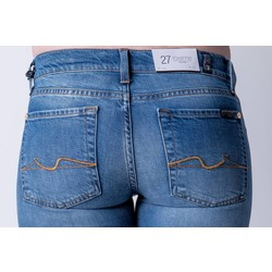 7 FOR ALL MANKIND ROXANNE SILK TOUCH MID