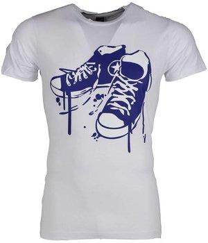 Mascherano T-shirt - Sneakers - Wit