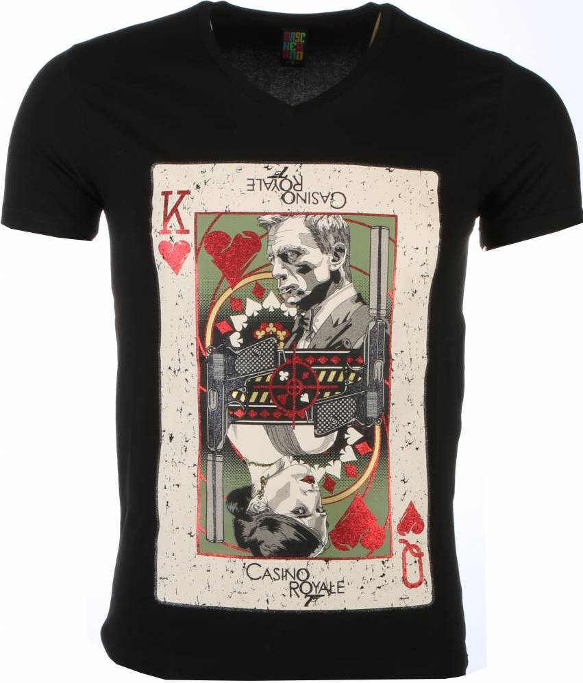 james bond t shirt casino royale